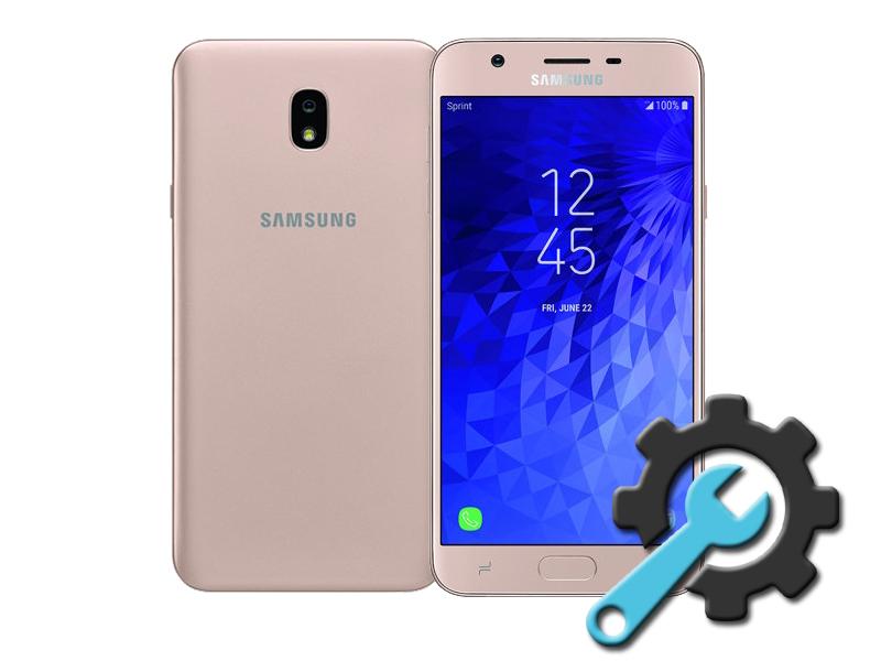 How To Factory Reset Samsung Galaxy J7 Refine SM-J737P