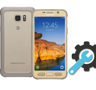 Factory Reset Samsung Galaxy S7 Active SM-G891A
