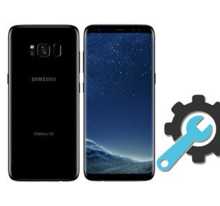 Factory Reset Samsung Galaxy S8