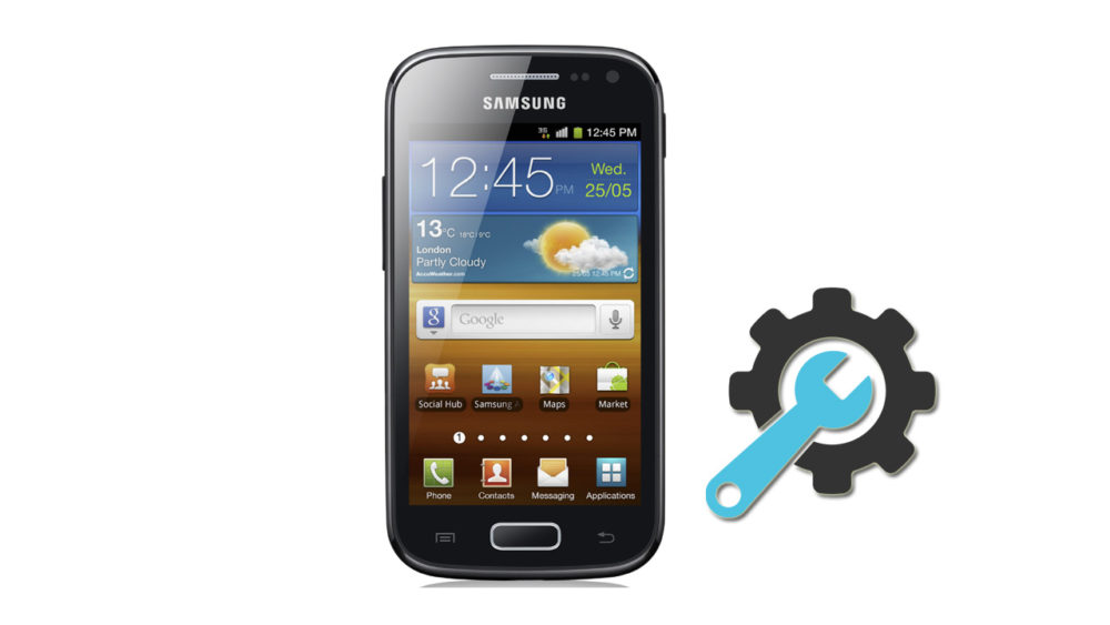 Factory Reset Samsung Galaxy Ace 2 GT-i8160