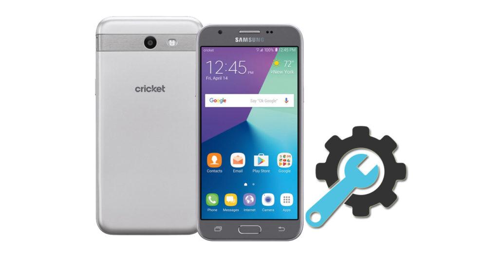 Factory Reset Samsung Galaxy Amp Prime 2 SM-J327AZ