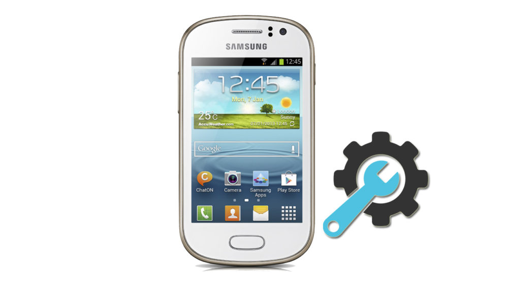 Factory Reset Samsung Galaxy Fame GT-S6810