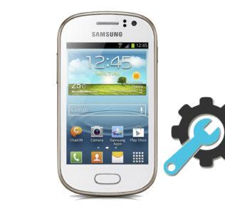 Factory Reset Samsung Galaxy Fame GT-S6810