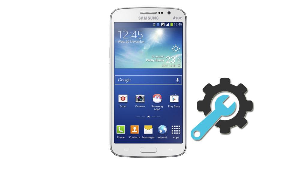 Factory Reset Samsung Galaxy Grand 2 Duos SM-G7102