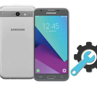Factory Reset Samsung Galaxy J3 Emerge SM-J327P