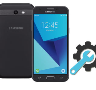 Factory Reset Samsung Galaxy J3 Prime