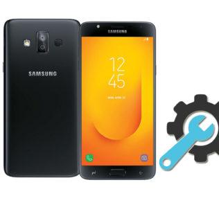 Factory Reset Samsung Galaxy J7 Duo SM-J720F