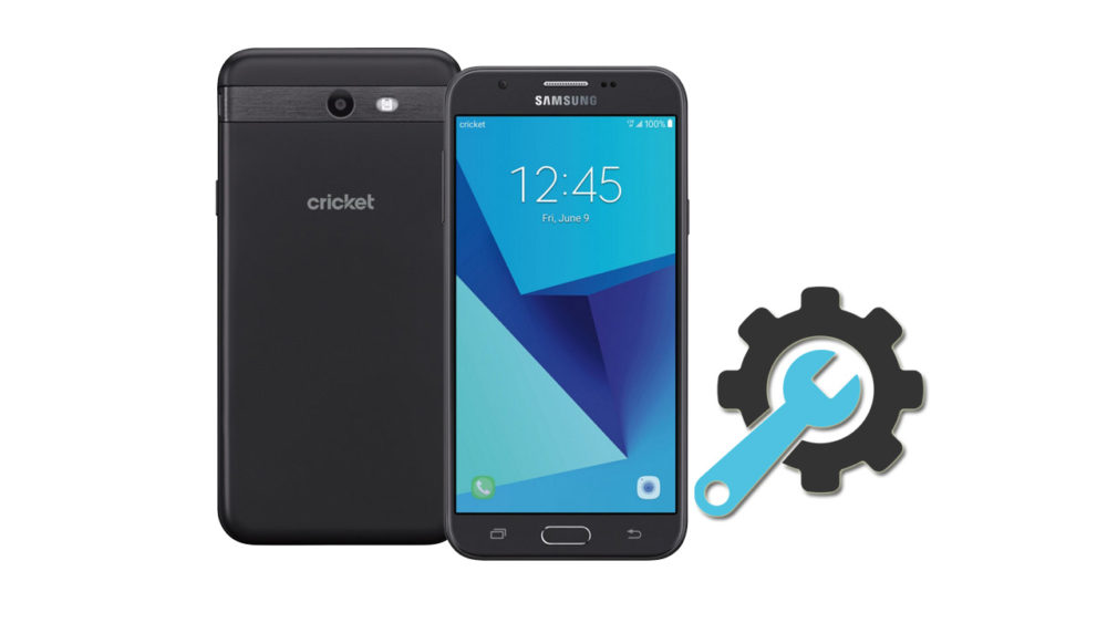 How To Factory Reset Samsung Galaxy J7 Halo SM-J727AZ - Tsar3000