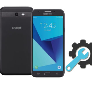 Factory Reset Samsung Galaxy J7 Halo SM-J727AZ