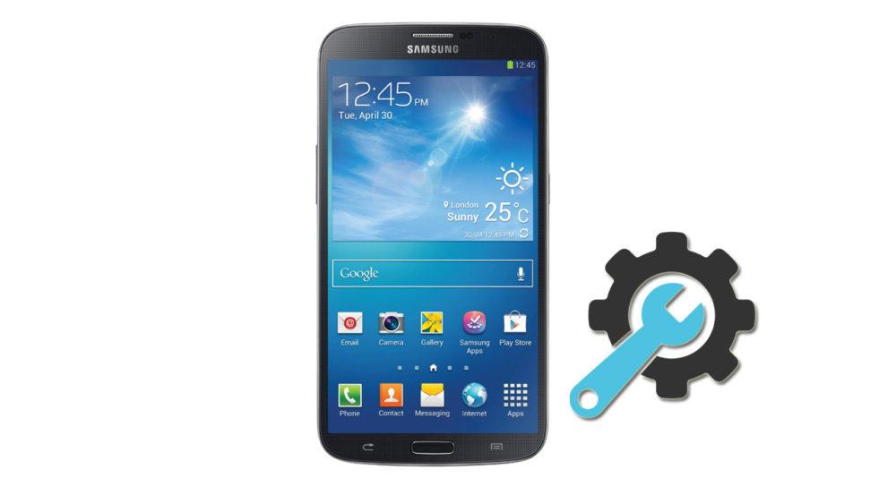 Factory Reset Samsung Galaxy Mega 6.3 GT-I9200