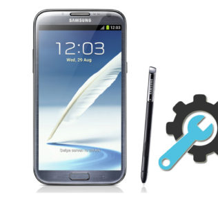 Factory Reset Samsung Galaxy Note 2 GT-N7100