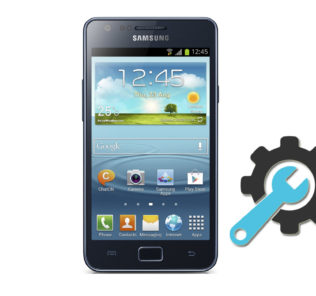 Factory Reset Samsung Galaxy S2 GT-I9100