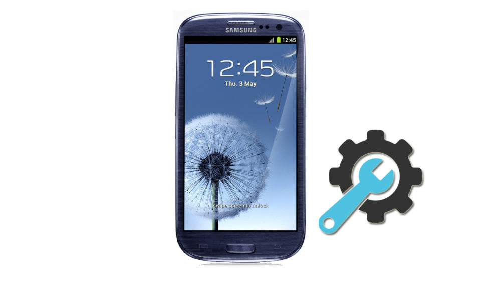 Factory Reset Samsung Galaxy S3 GT-I9300
