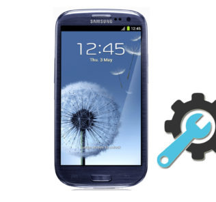 Factory Reset Samsung Galaxy S3 GT-I9300