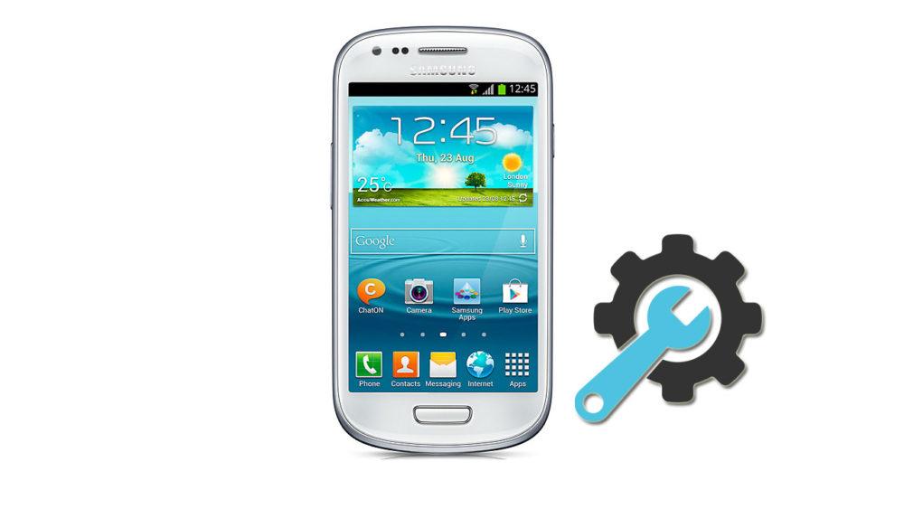Factory Reset Samsung Galaxy S3 Mini GT-i8190