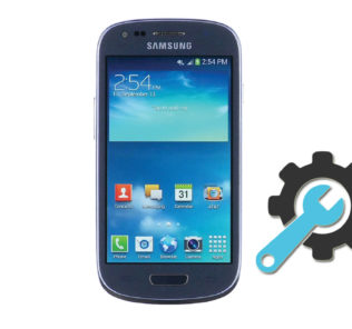 Factory Reset Samsung Galaxy S3 Mini SM-G730A