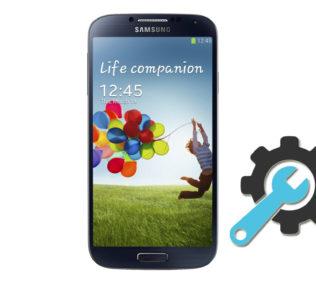 Factory Reset Samsung Galaxy S4 GT-i9500