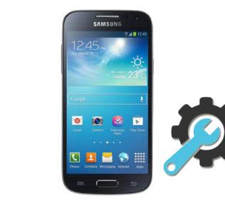 Factory Reset Samsung Galaxy S4 Mini GT-I9190