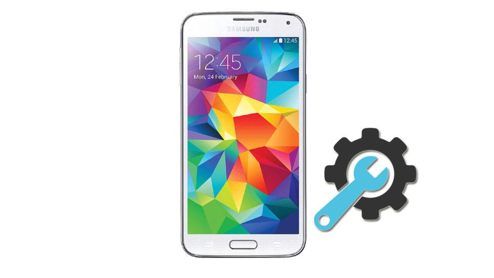 Factory Reset Samsung Galaxy S5 SM-G900F
