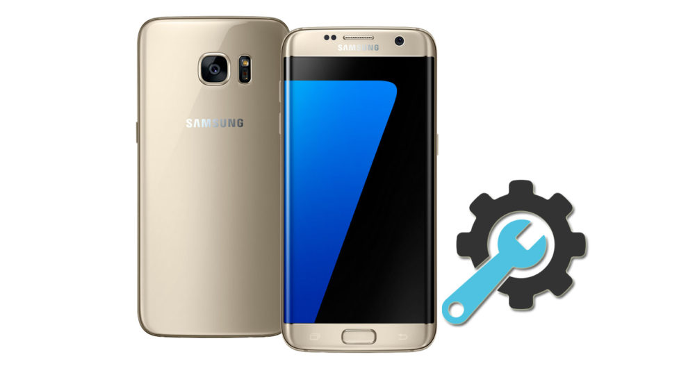 Factory Reset Samsung Galaxy S7 Edge