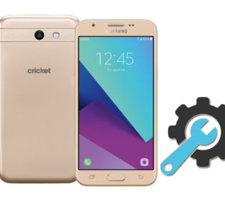 Factory Reset Samsung Galaxy Sol 2 SM-J326AZ