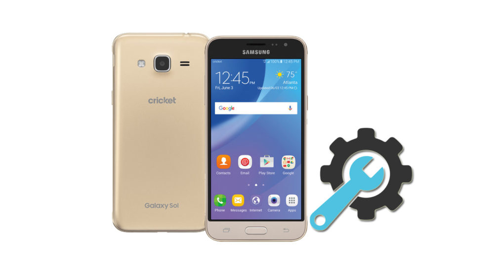 Factory Reset Samsung Galaxy Sol SM-J321AZ