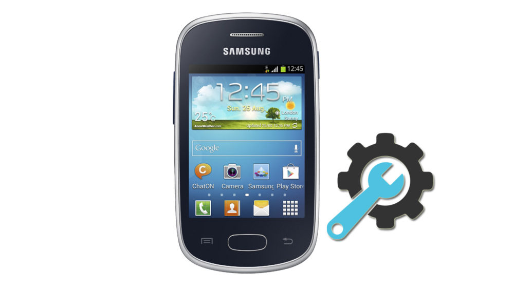 Factory Reset Samsung Galaxy Star GT-S5280
