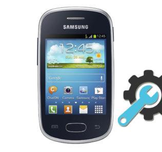 Factory Reset Samsung Galaxy Star GT-S5280