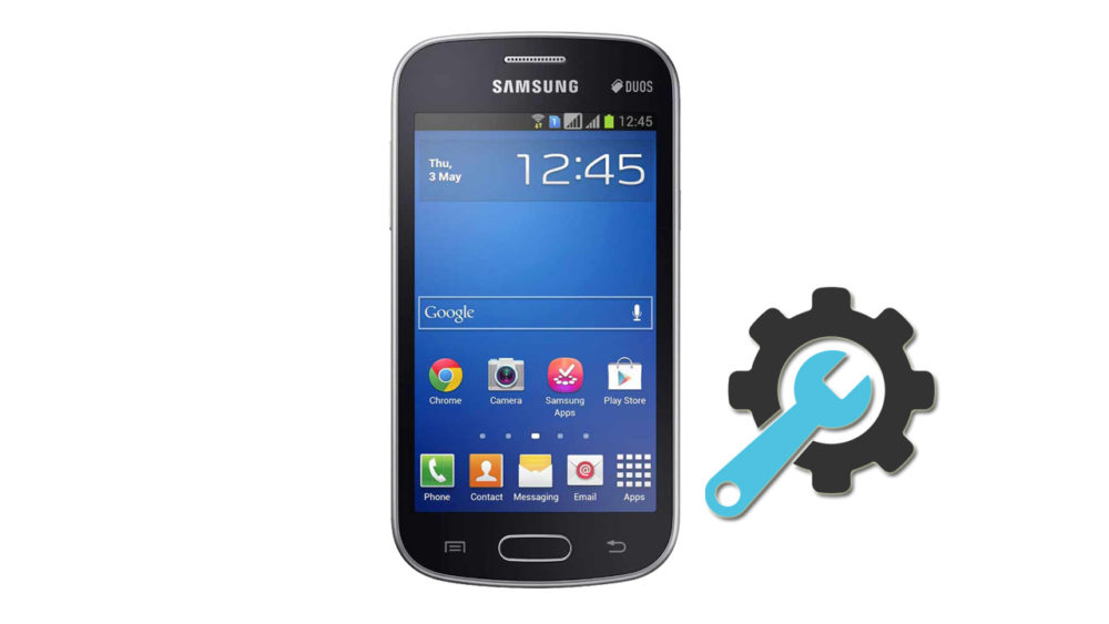 Factory Reset Samsung Galaxy Star Pro Duos GT-S7262