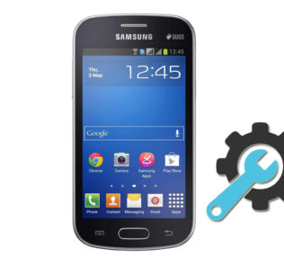 Factory Reset Samsung Galaxy Star Pro Duos GT-S7262