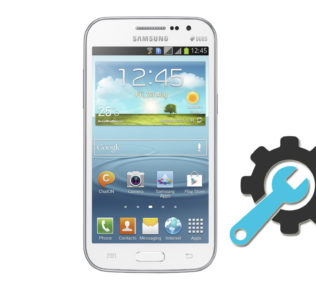Factory Reset Samsung Galaxy Win Duos GT-i8552