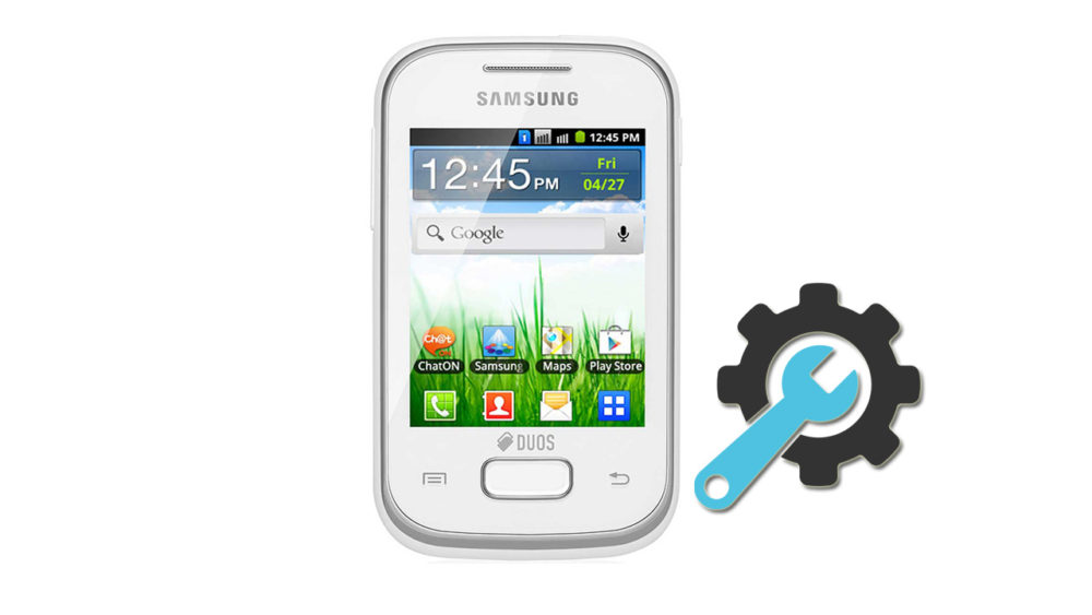 Factory Reset Samsung Galaxy Y Plus GT-S5303