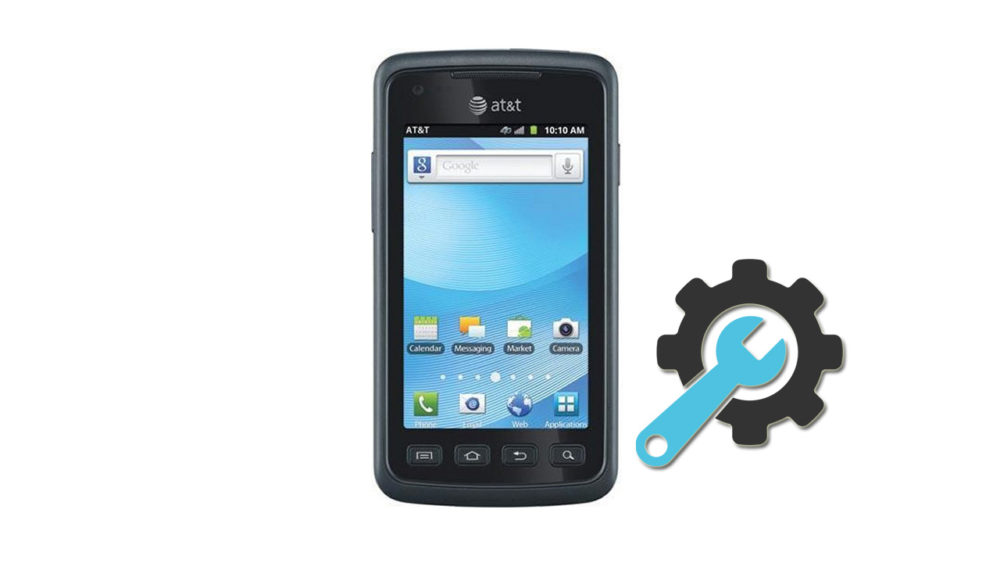 Factory Reset Samsung Rugby Smart SGH-i847