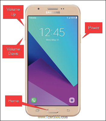 How To Update Samsung Galaxy J7 Prime SM-J727T Software