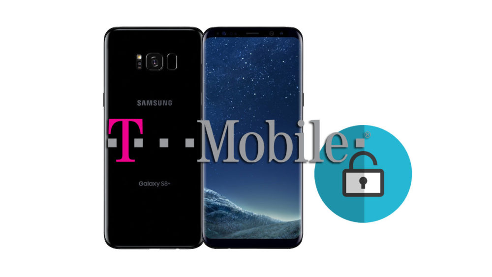 Unlock Samsung Galaxy S8 Plus SM-G955T T-Mobile