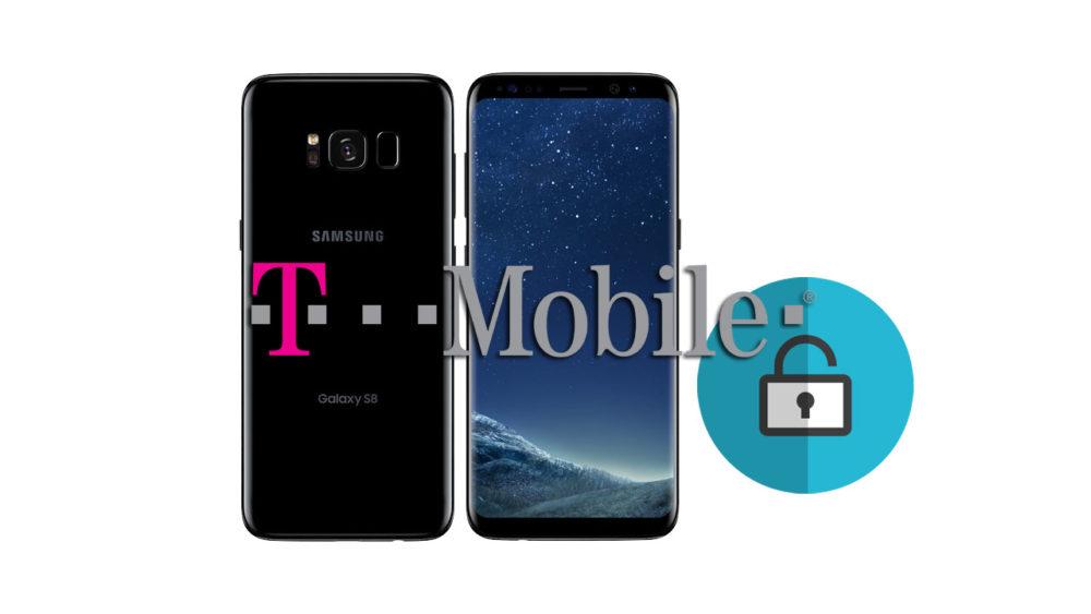 Unlock Samsung Galaxy S8 SM-G950T T-Mobile