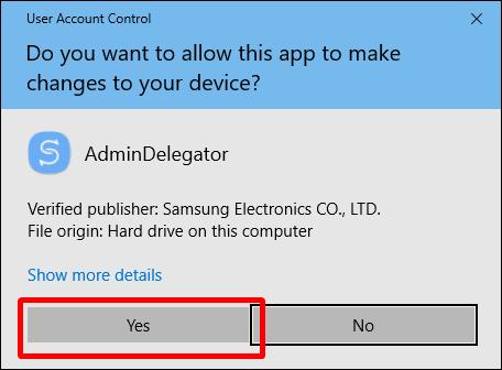 Samsung Smart Switch Software Install