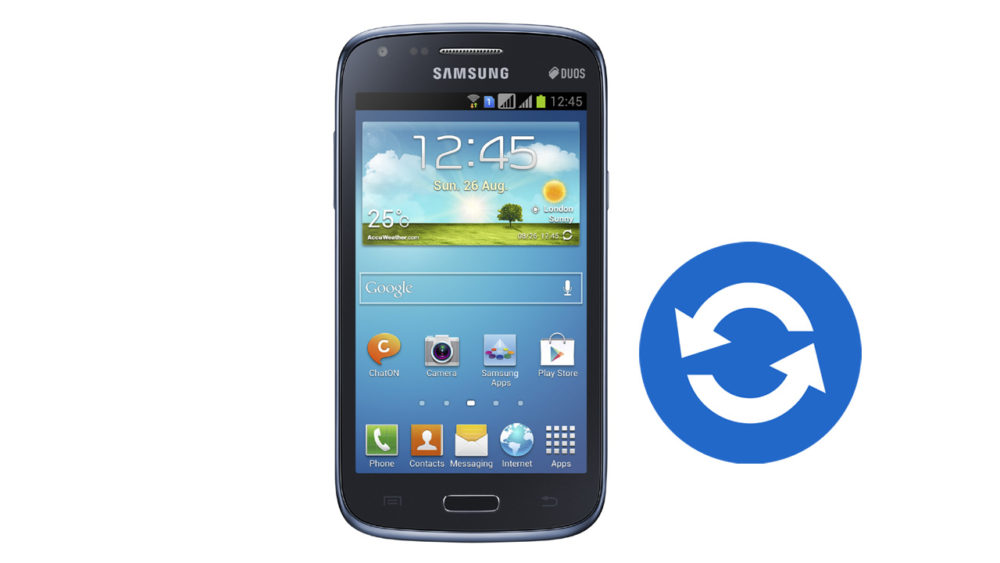Update Samsung Galaxy Core Duos GT-I8262 Software