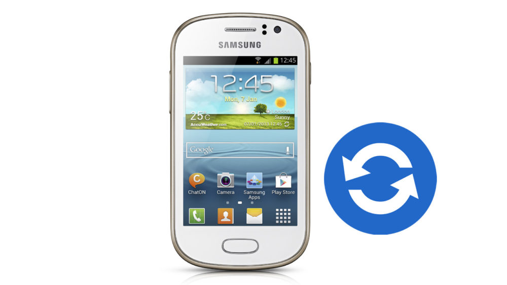 Update Samsung Galaxy Fame GT-S6810 Software