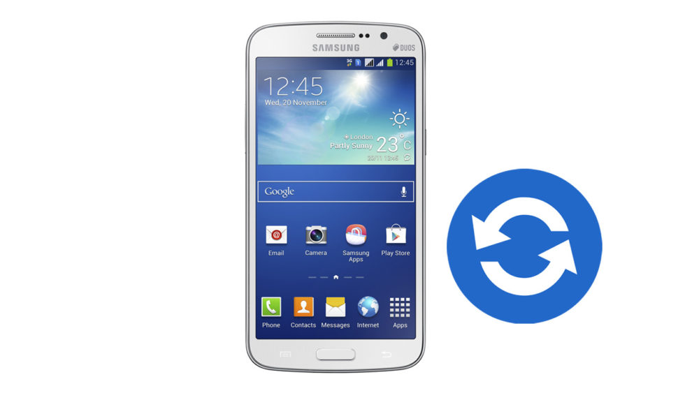 Update Samsung Galaxy Grand 2 Duos SM-G7102 Software