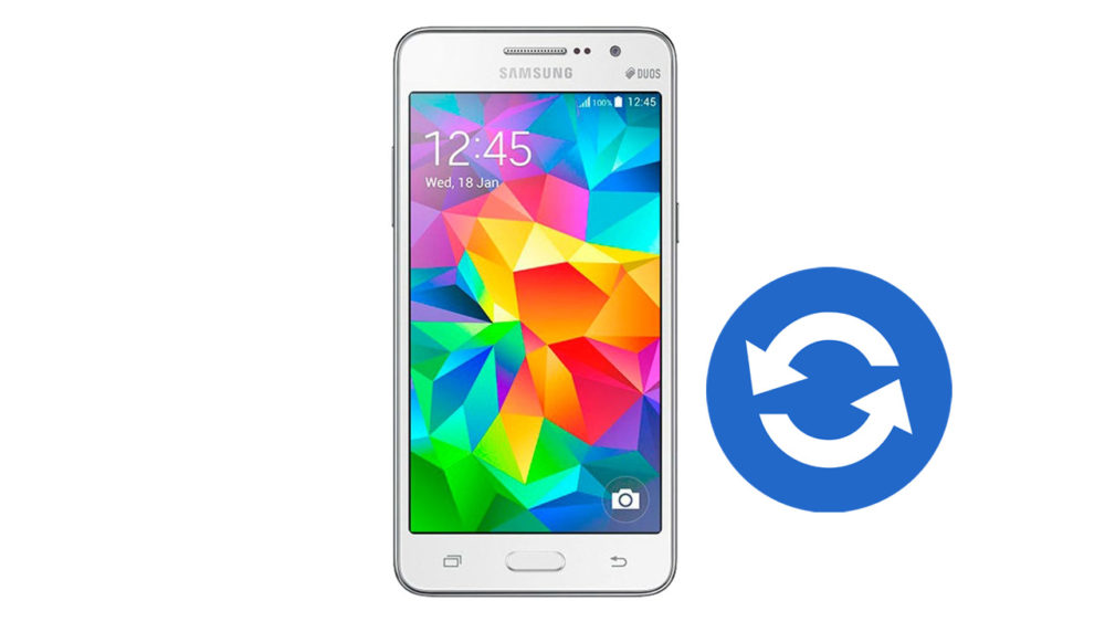 Update Samsung Galaxy Grand Prime Duos SM-G530H Software