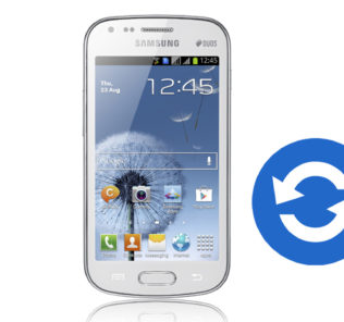 Update Samsung Galaxy S Duos GT-S7562 Software
