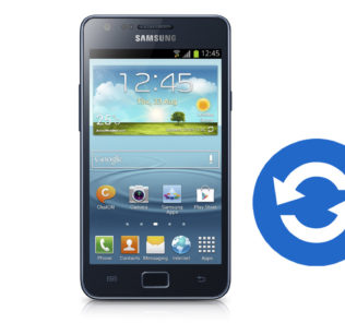 Update Samsung Galaxy S2 GT-I9100 Software