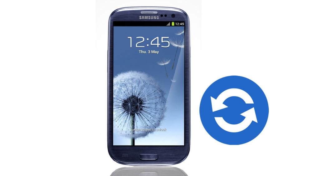 Update Samsung Galaxy S3 GT-I9300 Software