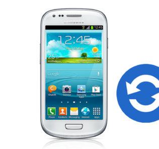 Update Samsung Galaxy S3 Mini GT-I8190 Software