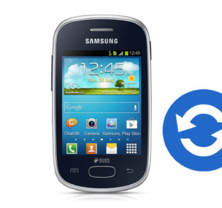 Update Samsung Galaxy Star Duos GT-S5282 Software