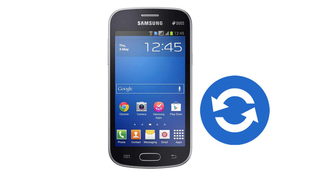 Update Samsung Galaxy Star Pro Duos GT-S7262 Software