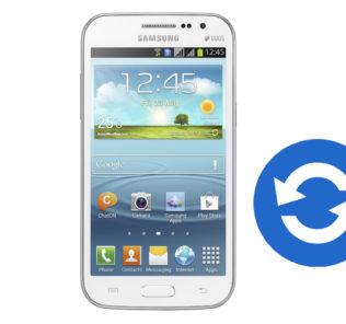 Update Samsung Galaxy Win Duos GT-I8552 Software
