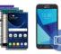 Screenshot on Samsung Galaxy J3 Prime