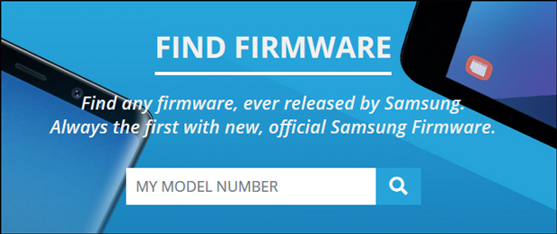 SamMobile Firmware Download